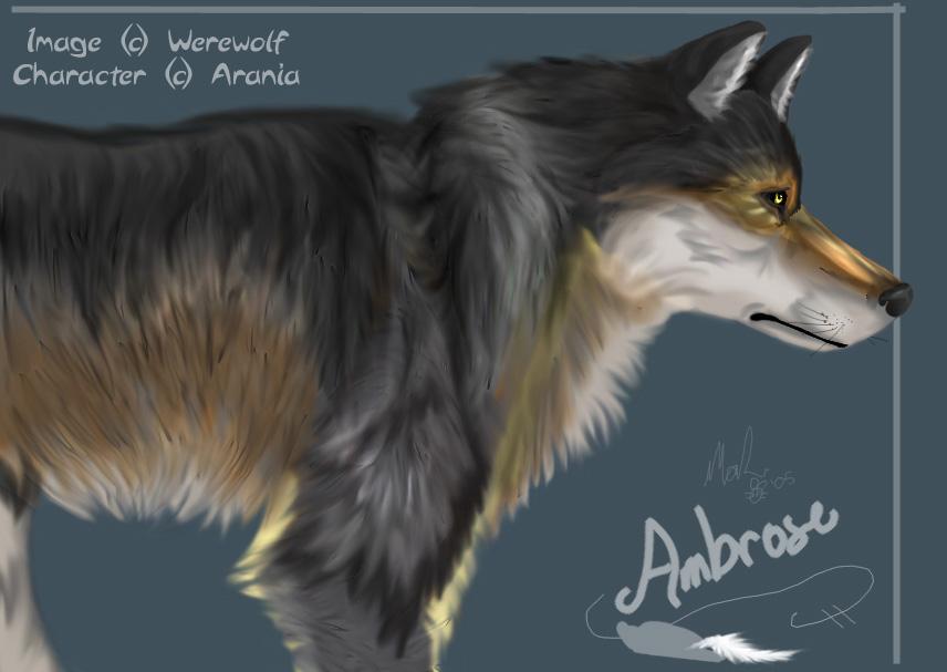 Nice werewolf - photo#26