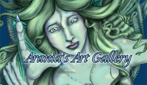 Welcome to Arania's Art Page